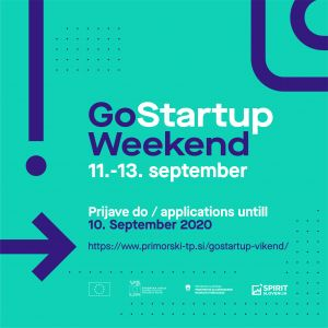 GoStartup šola in GoStartup weekend vikend